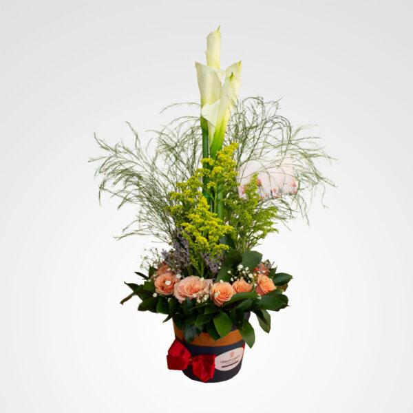 arreglo de flores excelsior floristeria bogota