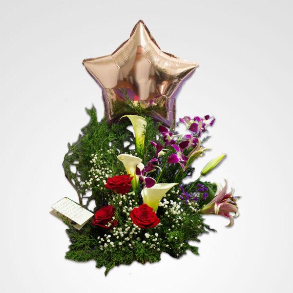 arreglo hechizo floral floristeria bogota