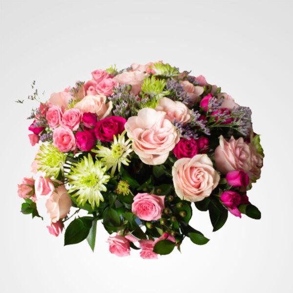 arreglo de rosas popurri floral floreria bogota