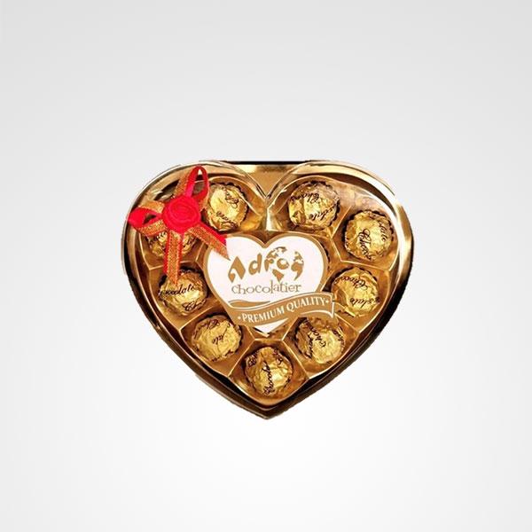 chocolates adro corazon doce unidades floreria bogota