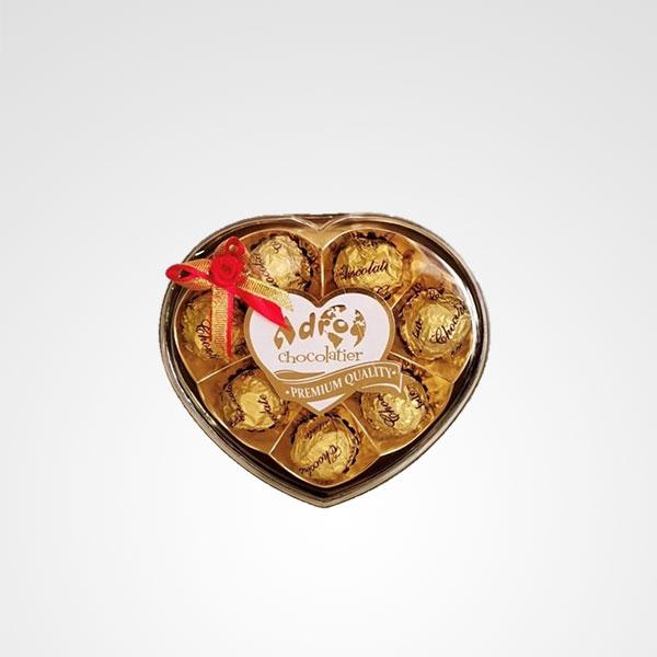 chocolates adro corazon 8 unidades floreria bogota