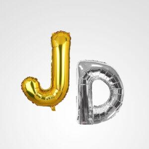 globo letras metalizadas floreria bogota