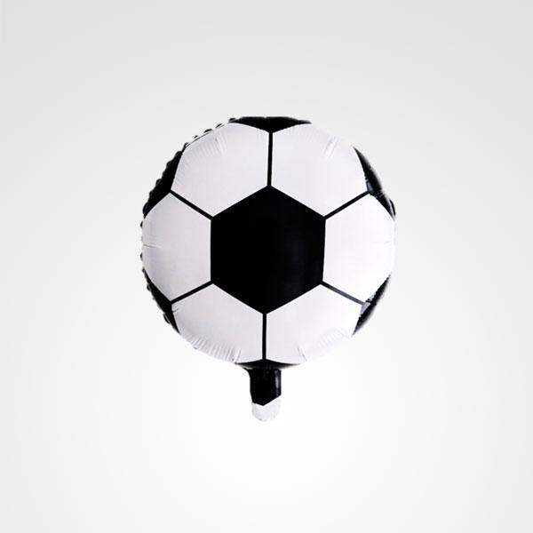 globo pelota de futbol floristeria bogota